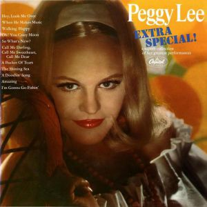Peggy Lee Extra Special!, 1967