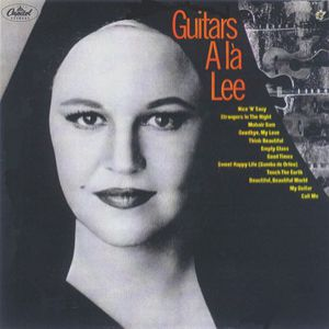 Peggy Lee Guitars a là Lee, 1966