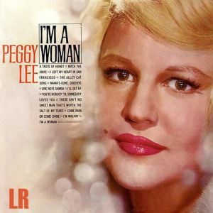 Peggy Lee I'm a Woman, 1963
