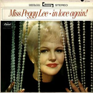 Peggy Lee In Love Again!, 1964
