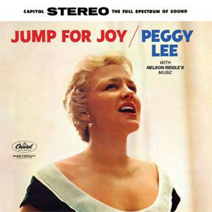 Peggy Lee Jump for Joy, 2015