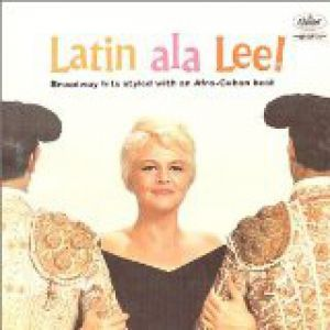 Peggy Lee Latin ala Lee!, 1960