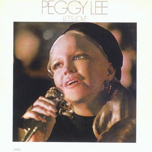 Peggy Lee Let's Love, 1974