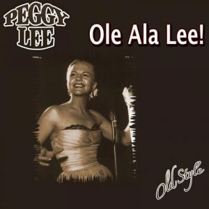 Peggy Lee Olé ala Lee, 1961