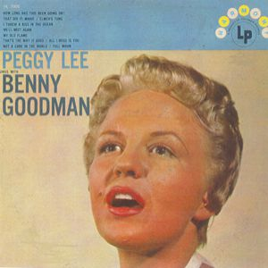 Peggy Lee Peggy Lee Sings with Benny Goodman, 2015