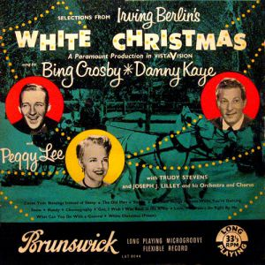 Peggy Lee Selections from Irving Berlin's White Christmas, 2015