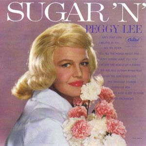 Peggy Lee Sugar 'N' Spice, 1962