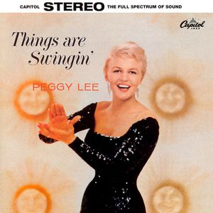 Peggy Lee Things Are Swingin', 2015