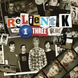 Relient K The First Three Gears 2000-2003, 2010