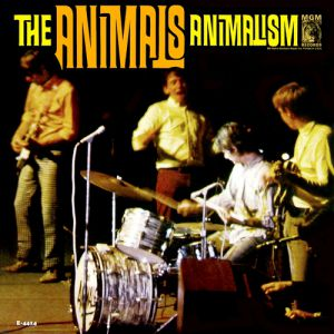 The Animals Animalism, 1966
