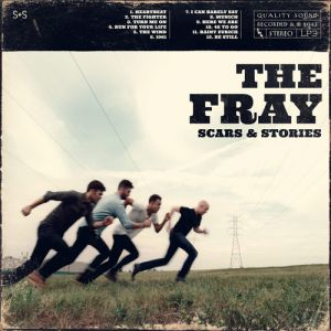 The Fray Scars & Stories, 2012