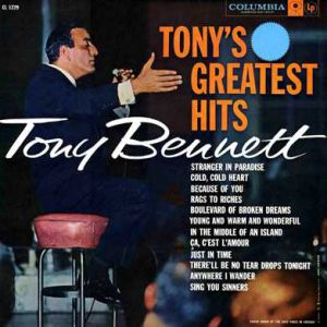 Tony's Greatest Hits Album