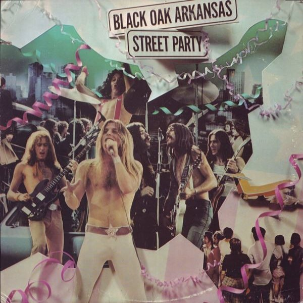 Black Oak Arkansas Street Party, 1974