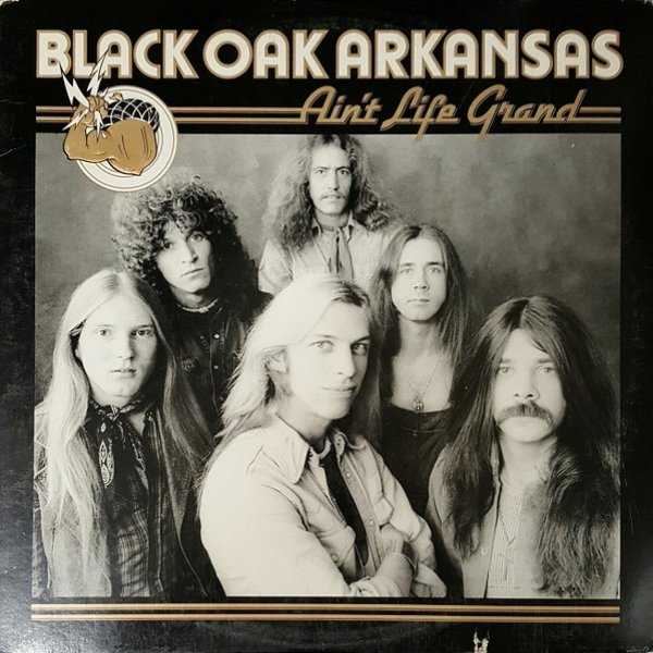 Black Oak Arkansas Ain't Life Grand, 1975