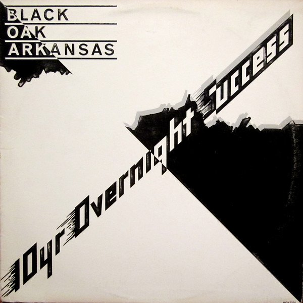 Black Oak Arkansas 10yr Overnight Success, 1976