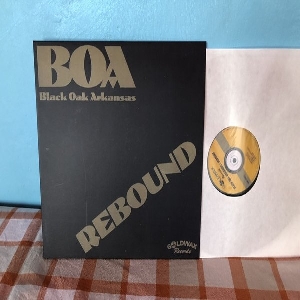Black Oak Arkansas Rebound, 1991