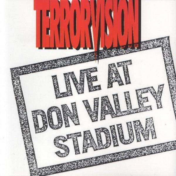 Terrorvision Live At Don Valley Stadium, 1993