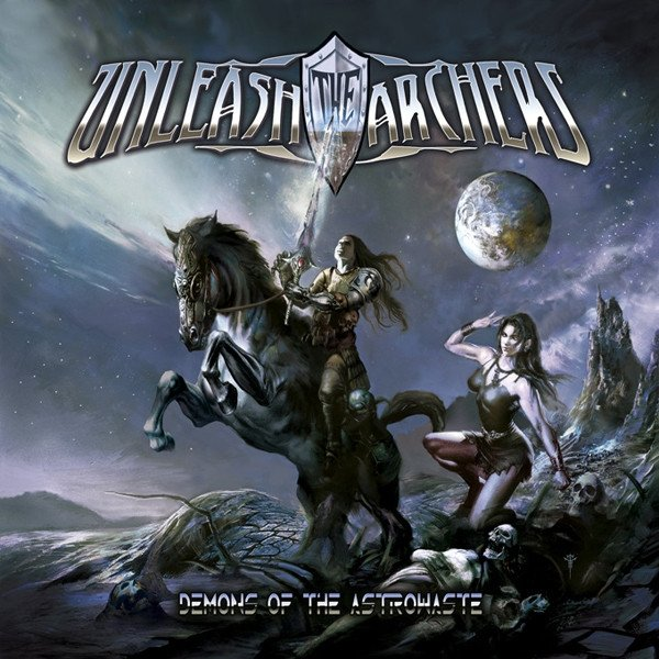 Unleash the Archers Demons Of The Astrowaste, 2011