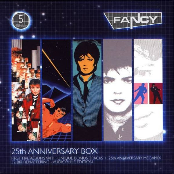 Fancy 25th Anniversary Box, 2010