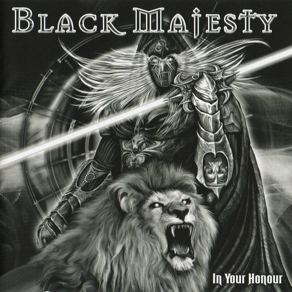 Black Majesty In Your Honour, 2010
