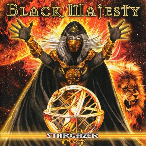 Black Majesty Stargazer, 2012