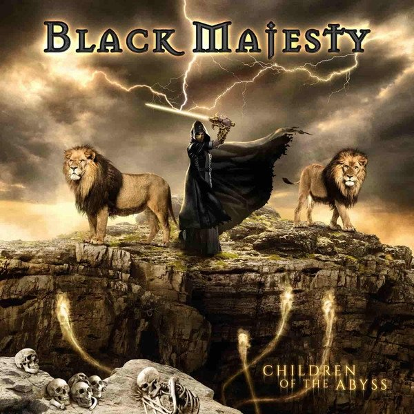 Black Majesty Children Of The Abyss, 2018