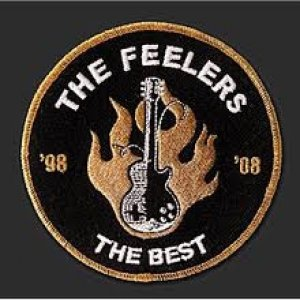 The Feelers The Best Of 98 - 08, 2008