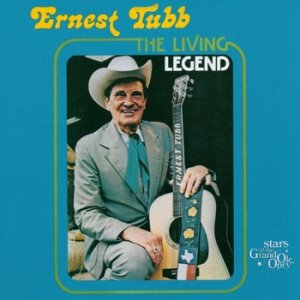 Ernest Tubb The Living Legend, 1977