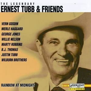 Ernest Tubb Rainbow At Midnight, 1992