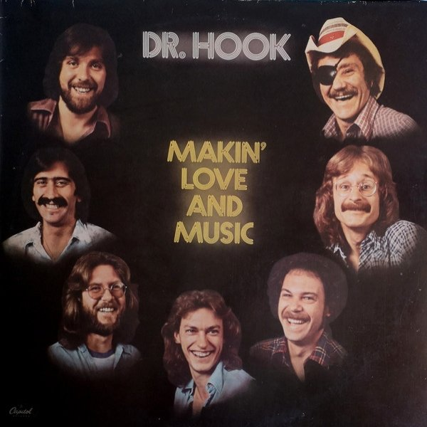 Dr. Hook Makin' Love And Music, 1977