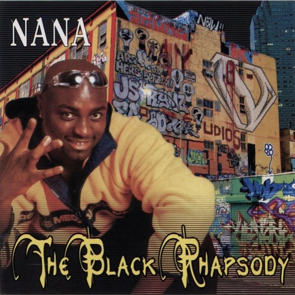 Nana Darkman The Black Rhapsody, 2004