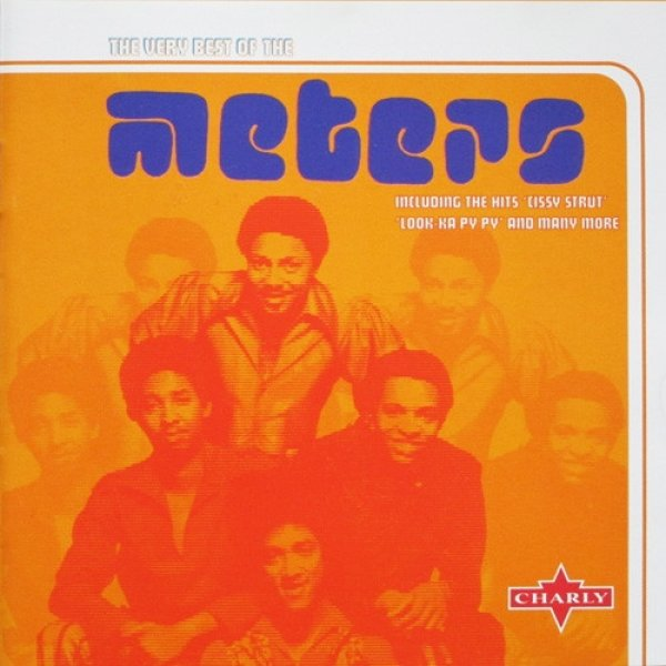 The Meters The Very Best Of, 1998