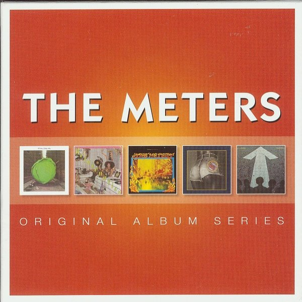 The Meters Original Album Series, 2014