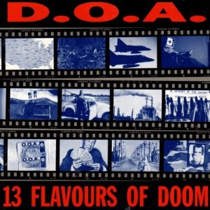 13 Flavours Of Doom Album