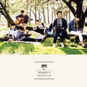 2PM Member's Selection - album