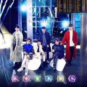 Galaxy of 2PM - album
