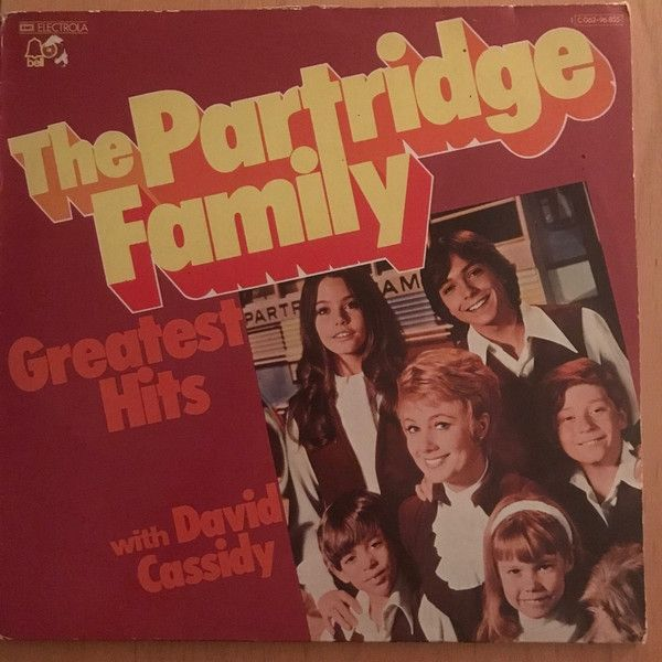 The Partridge Family Greatest Hits with David Cassady, 1973