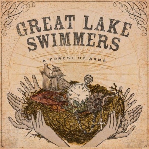 Great Lake Swimmers A Forest of Arms, 2015
