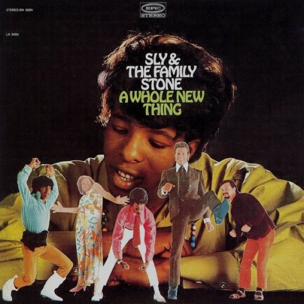 Sly & The Family Stone A Whole New Thing, 1967