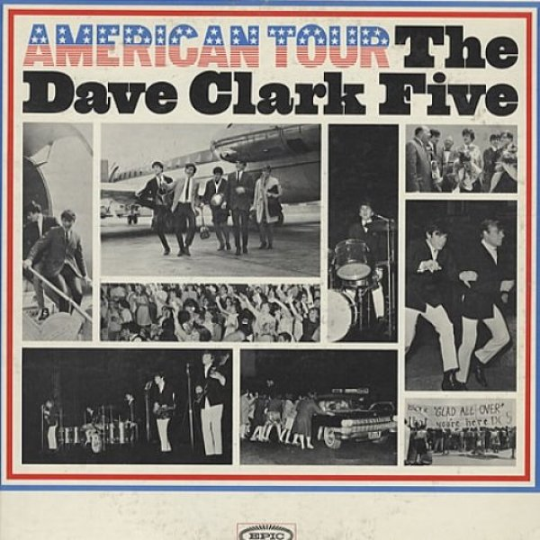 The Dave Clark Five American Tour, 1964