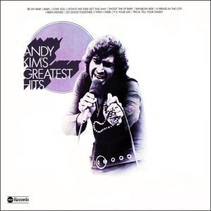 Andy Kim Andy Kim's Greatest Hits', 1974