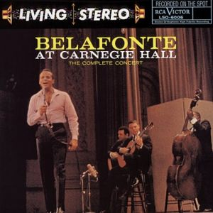 Belafonte at Carnegie Hall Album