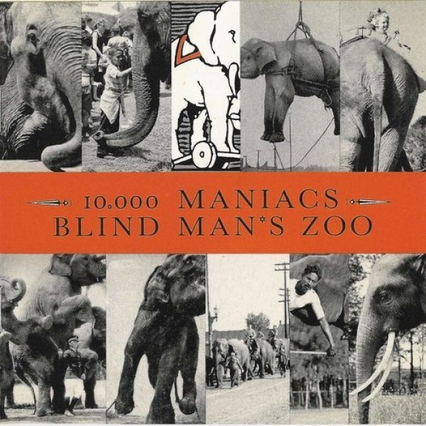 10,000 Maniacs Blind Man's Zoo, 1989