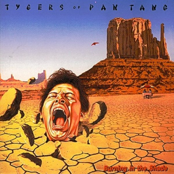 Tygers of Pan Tang Burning in the Shade, 1987