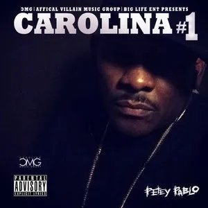 Petey Pablo Carolina #1, 2012