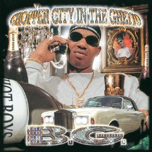 Chopper City in the Ghetto Album