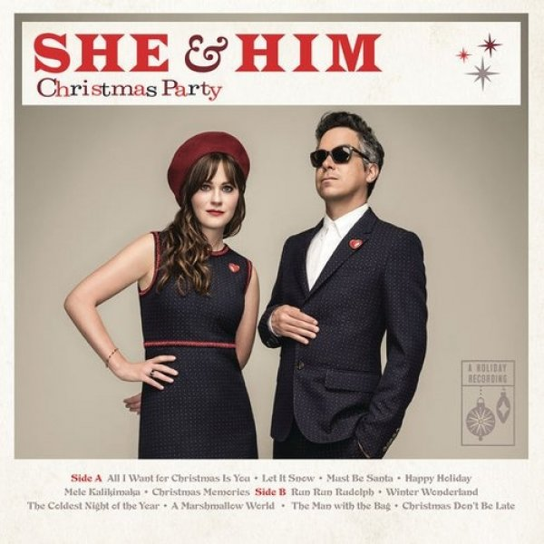 She & Him Christmas Party, 2016