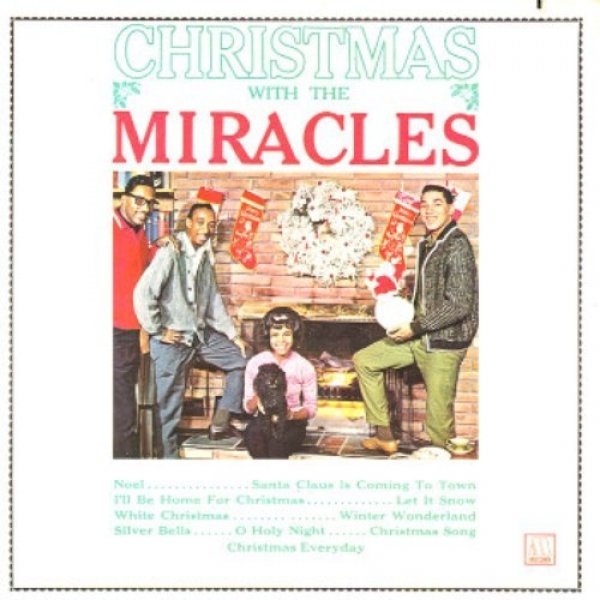 The Miracles Christmas with The Miracles, 1963