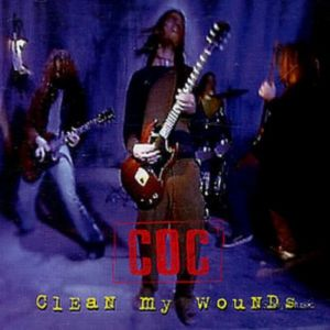 Clean My Wounds Album
