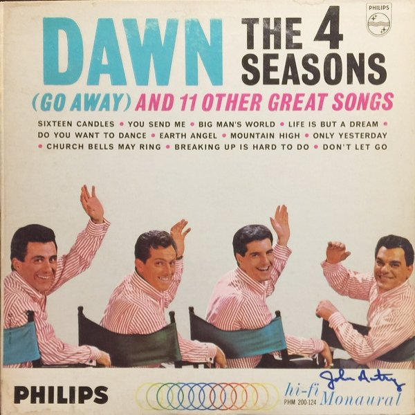 The Four Seasons Dawn (Go Away) and 11 Other Great Hits, 1964